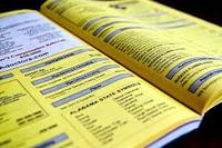 Waste Yellow Pages ALL GRADES AVAILABLE AND QUANTITY