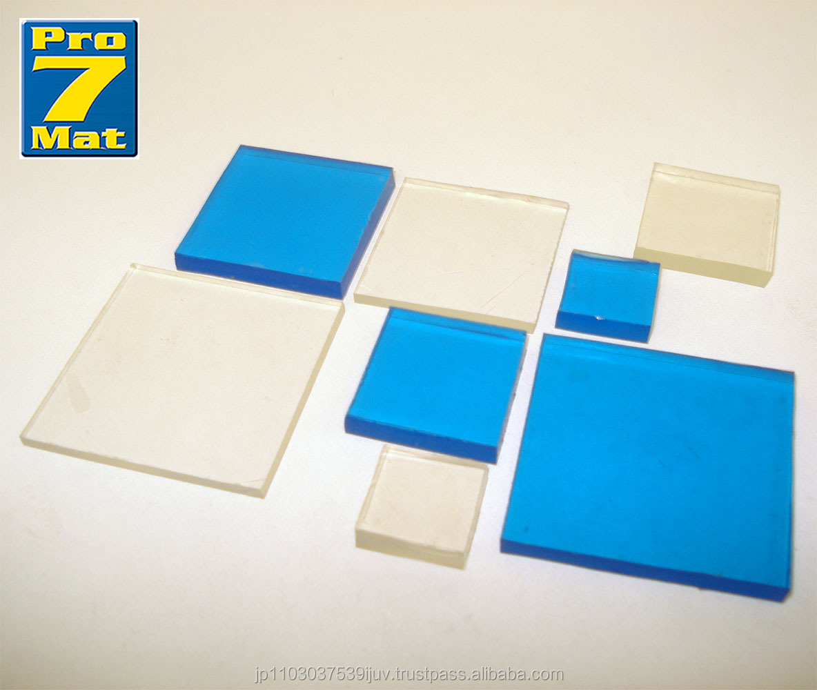 Proseven adhesive pads to used in order to protect the plastic injection machine from earthquake