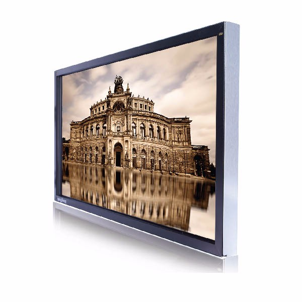 "46inch wide IR Touch LCD Monitor/ Infrared Touch/ 700cd/ 1920x1080/ RGB, DVI/ 46"" FHD 16:9 Industrial Monitor"