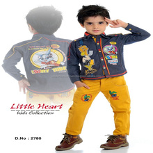 Latest Model boys wear dress design with new pattern