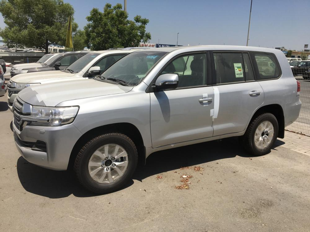 TOYOTA LAND CRUISER 4.5L DIESEL GXR MODEL 2017