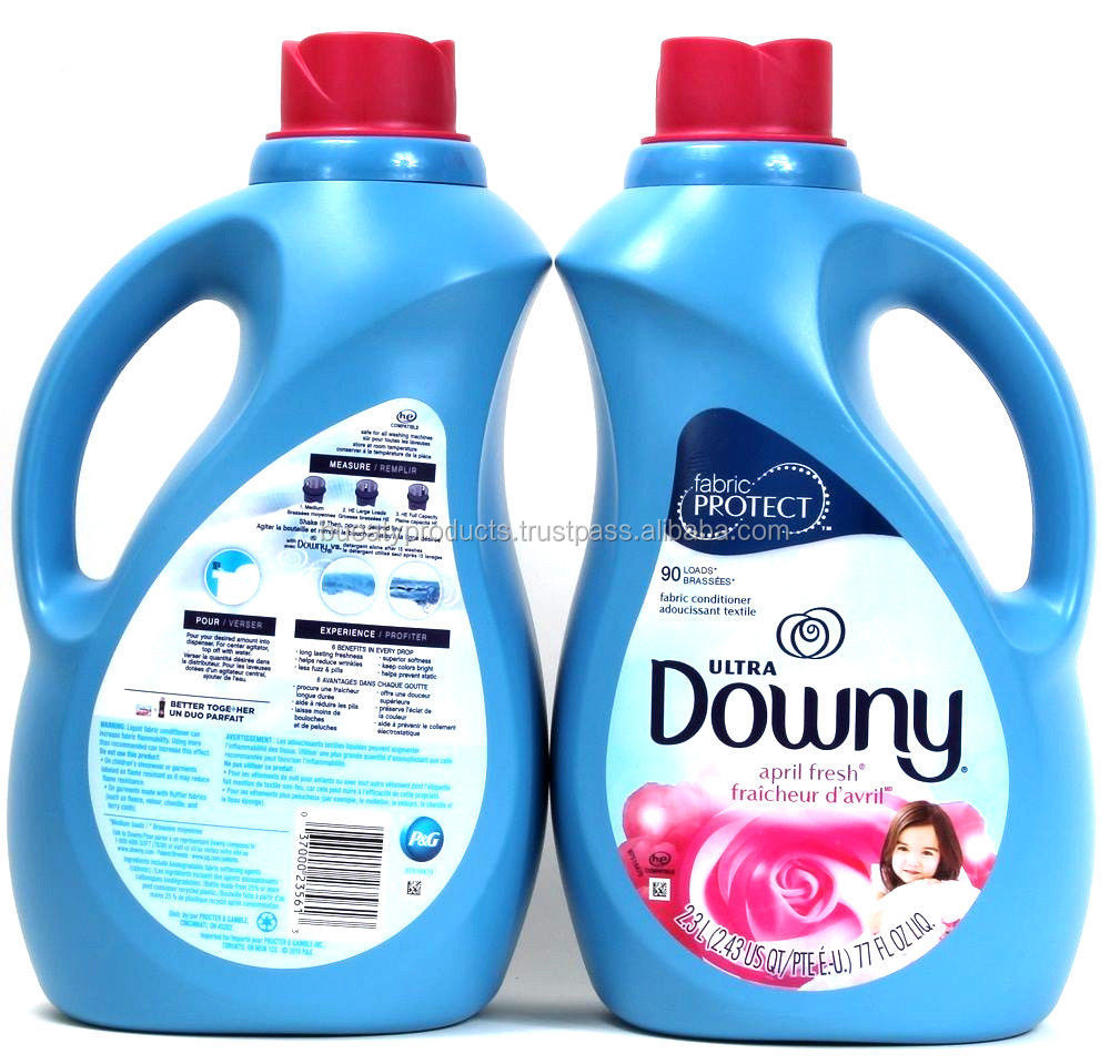 Ultra Downy April Fresh Fabric Protect Conditioner 90 Loads 77 OZ