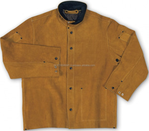 Welding jackets / Working Leather Jackets / leather safety garments