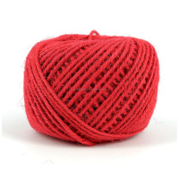Jute Color Ball Burlap Color Ball