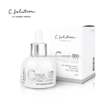 High quality Korean Beauty Skin Care Whitening Brightening Vitamin C CSolution Cyrus 001 Vita C Serum