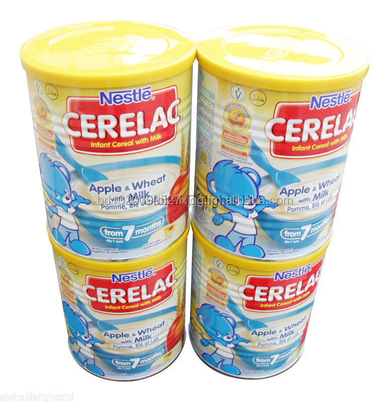 Cerelac-baby food wheat and milk 400g