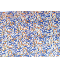 Handicraft of pink city Craft Cut Hand Block Print Fabric By Yard Indian Hand Printed Fabric