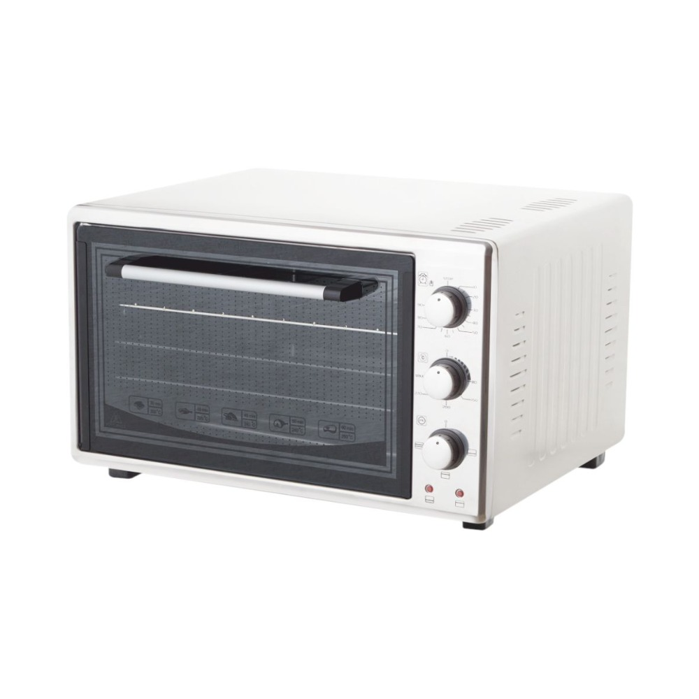 45L Mini Electric Toaster Oven Baking Oven for Bread Cake Meat