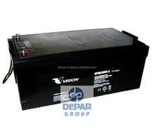 Vision 12V 230Ah Solar Gel Battery- Deep Cycle solimax 6FM230D-X