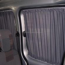 %100 polyester Jersey Car Curtain fabric