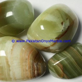Factory Price Best Quality ONYX TUMBLED HEALING STONES