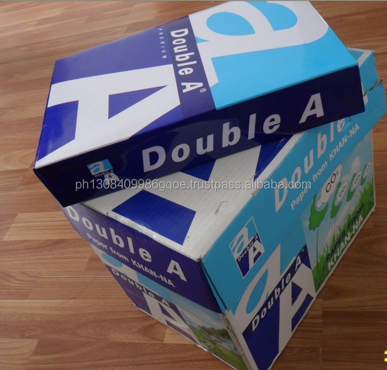 High Grade and Quality A4 COPY PAPERS, Double A , Chamex , Paperone