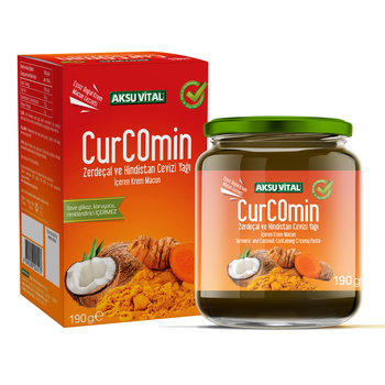 Curcomin Creamy Paste with Curcumin Turmeric and Coconut Herbal Energy Giving Food