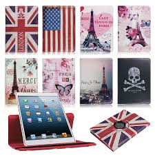 Leather Case Rotating 360 Stand for Apple iPad 2 3 4 Protector Tablet ##820#