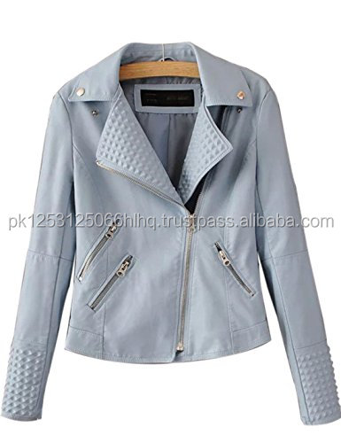 LGS-60J01 Men Fashion Leather Coat