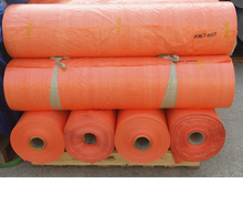Durable and high performance PE 4 m wide folding roll tarpaulin roll
