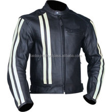 Men's leather jacket / Bet quality by taidoc intl