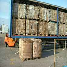 Good Quality OCC Waste Paper in Bales FOR SALE (100% Cardboard)
