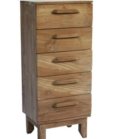 Wholesale Wooden Chest Of Drawers Storage Tool Cabinet Teak Furniture Indonesia