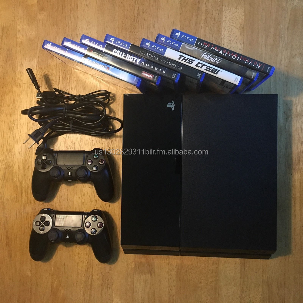 Brand New Sony PlayStation 4 SLIM - 1TB, PS4 PRO Video Game Console 4K