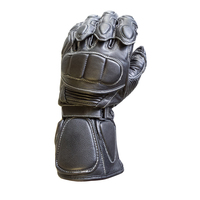 Racing Motorcycle gloves/leather motorcycle glove