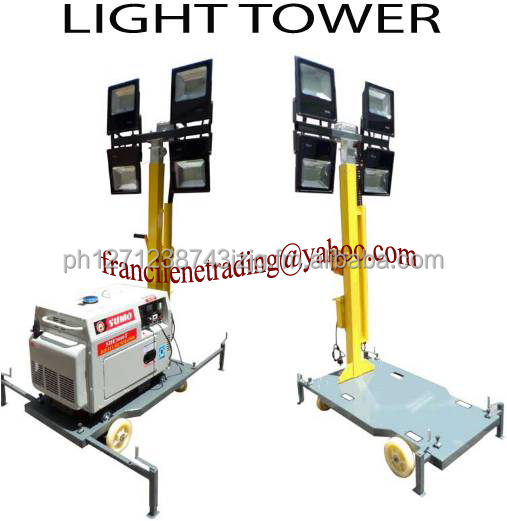 Generator Diesel, Generator Gasoline, Generator Light Tower, Shrink Wrap, Plotter Paper, PP Strap, Stretch Wrap, Circlip