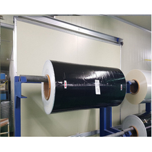 High quality 910MM*16000M OUTSIDE 6INCH CORE, jumbo roll RESIN WASHCARE type thermal transfer ribbon