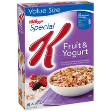 Kellogg's Special K Cereal, Fruit and Yogurt