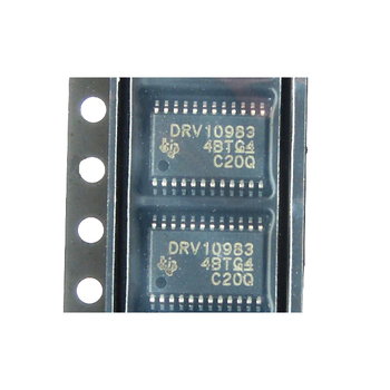 Ignition Controllers ICs DRV10983PWPR HTSSOP-24