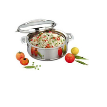 Enamel luxury soup pot/casserole/cookware with stainless steel handle