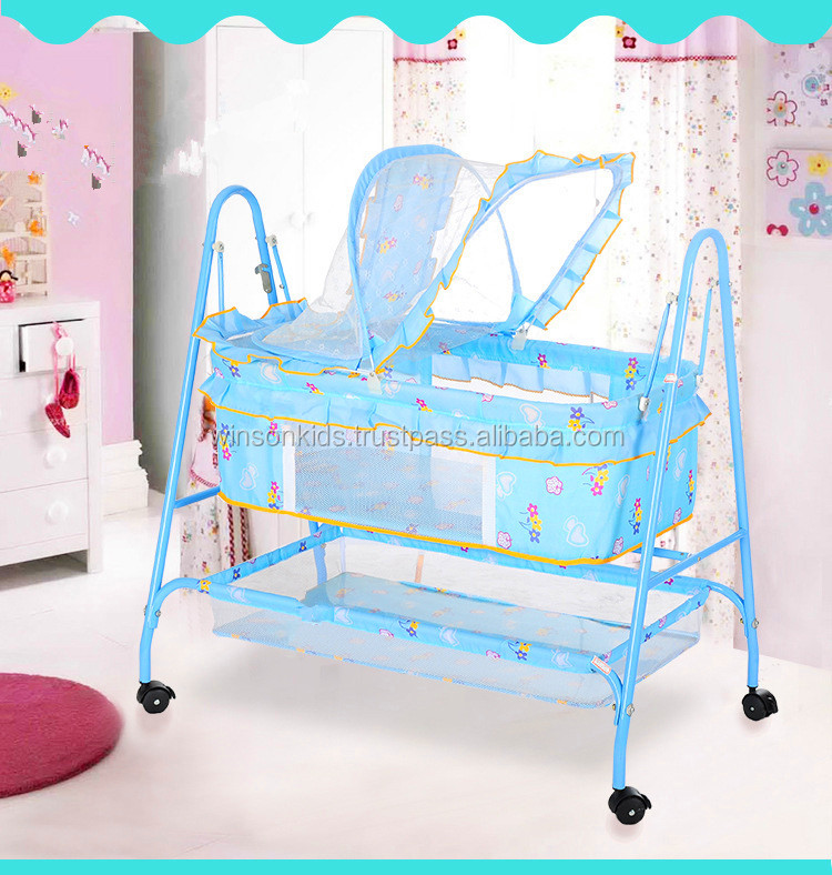 Quality Baby Rocking Bed 263