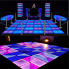 Cheap led starlit portable led floor display stand led dance floor