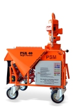 Electrical Plastering Machine for Wall