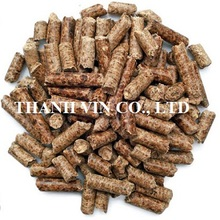 wood pellets in vietnam with the cheap price for biomass fuels