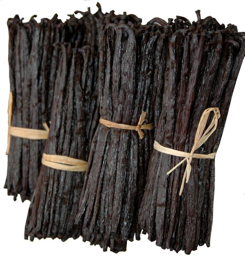 HIGH QUALITY LOW PRICE BEST GRADE VANILLA BEANS