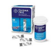 Bayer Contour Next Blood Glucose Test Strips - 50 Strips