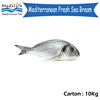 Fish Sea Bream, Fresh and ISO certified,10 Kg