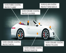 OEM ceramic pro 9h Nano coating Nano car paint coating liquid glass coating