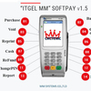 Application programm Of Verifone POS Softpay ITGEL MM v.1.5
