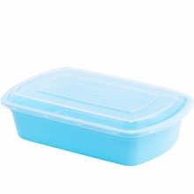 Plastic Food Container L11184 Light Blue. Utility and reasonable price