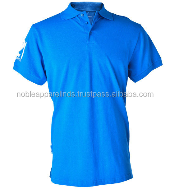 Hot sell polo shirts for men's clothes from online shopping with your custom logo and design nice color for men