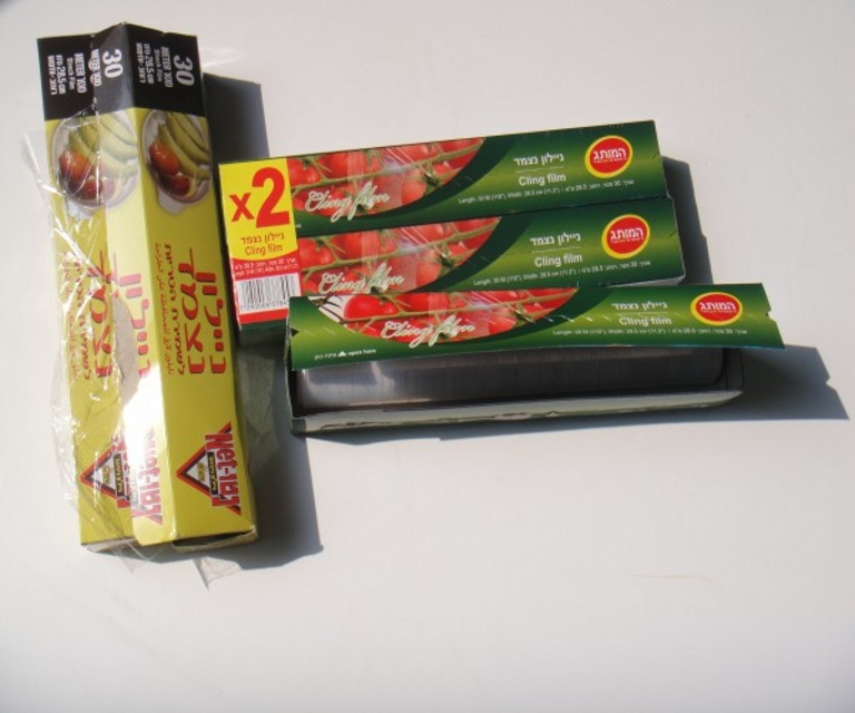 Best Grade Professional keep fresh PE Cling Film for food