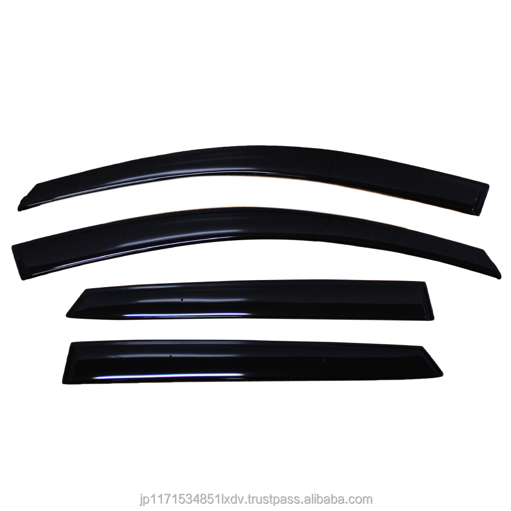 Reliable and Durable Side Door Visor Car Window with Popular,perfect fit