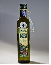 HIGH QUALITY EXTRA VIRGIN EARLY HARVEST OLIVE OIL by LALELI ( PRODUCED IN TURKEY ) (0.25 ml Glass Bottle )