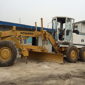 Used mitsubishi MG330 motor grader in good condition for sale