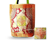 indian culture tote bags