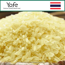 Long grain 5% broken parboiled rice suppliers in Thailand low price