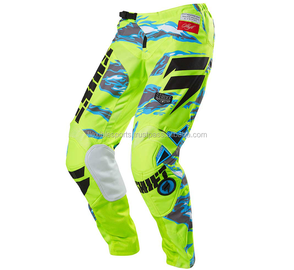NEW 2017 Custom Mx Jersey Pants Motocross Dirt Bike Gear Set Off-Road Sublimated