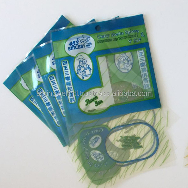 High Quality Low Priced Plastic Food Vacuum Packaging Bags Printing From Singapore