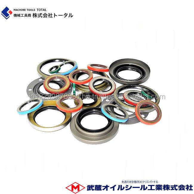 Durable and Cost-effective musashi oil seal with multiple functions made in Japan